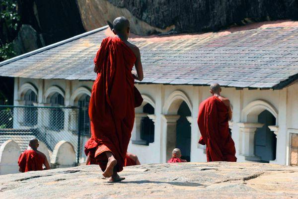Auf dem Weg zum Gebet