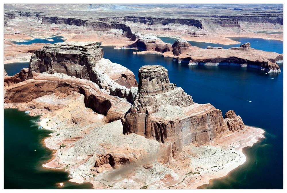 Auf dem Weg zum Grand Canyon I