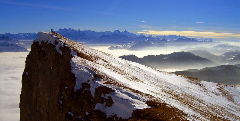 Auf dem Widderfeld, Schweiz