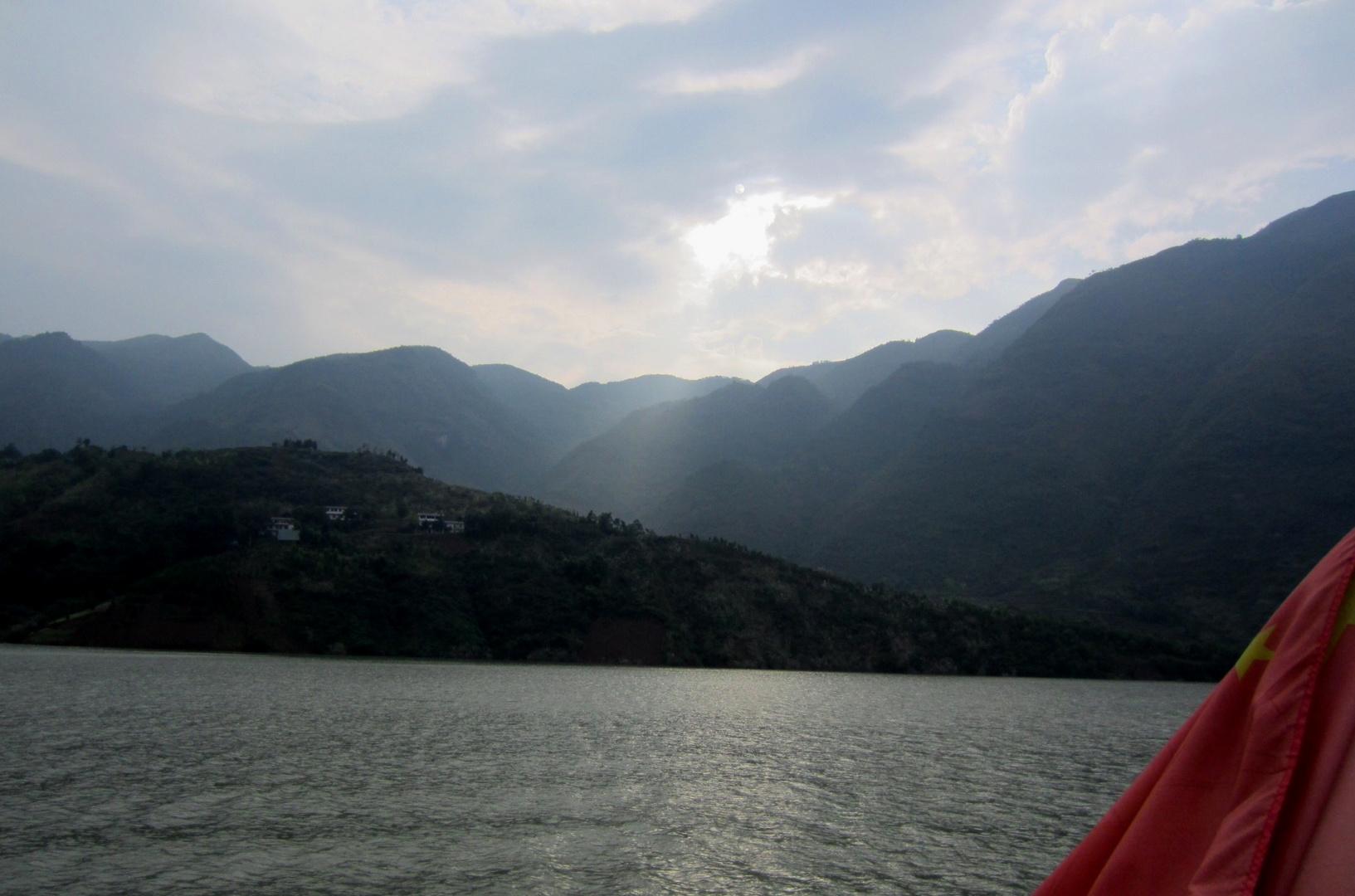 auf dem Yangtse