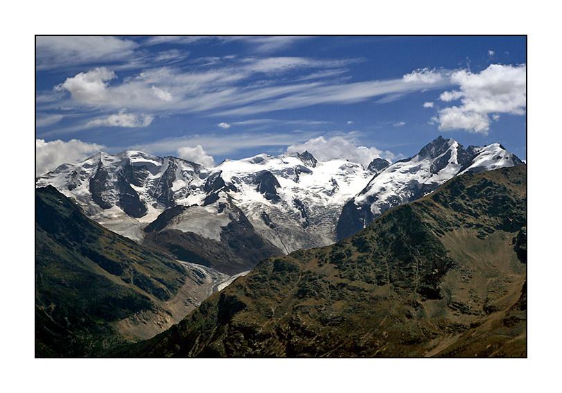 Auf den Bergen wohnt die Freiheit...