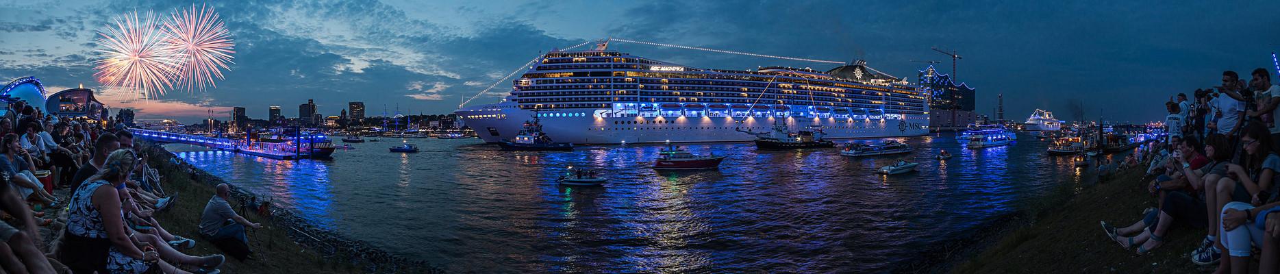 Auf den Cruise Days
