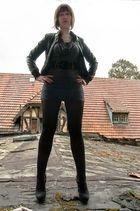 Auf den Dächern der Beelitzer Heilanstalten