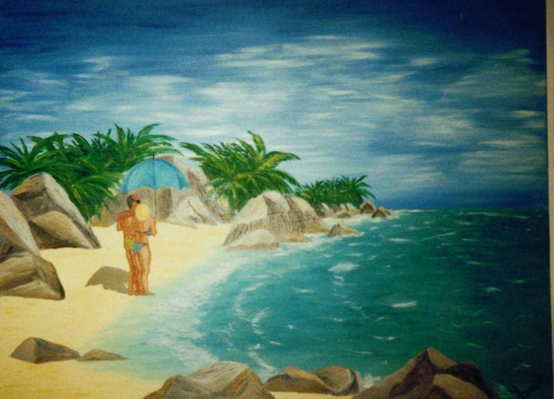 Auf den Seychellen