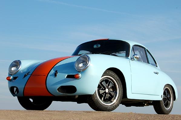 Auf den Spuren vergangener Tage, Porsche 356GT