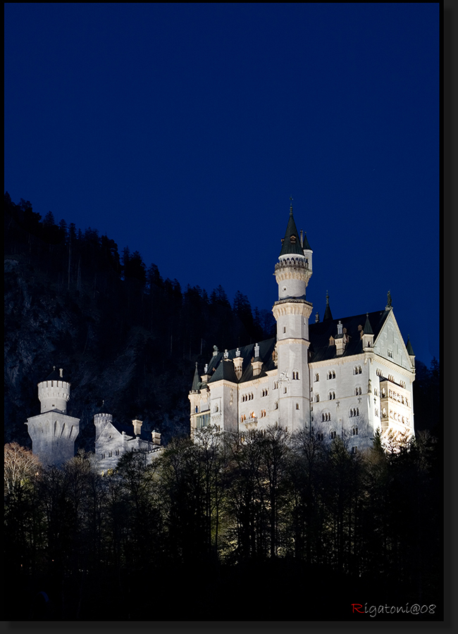 Auf den Spuren von König Ludwig II - Schloss Neuschwanstein