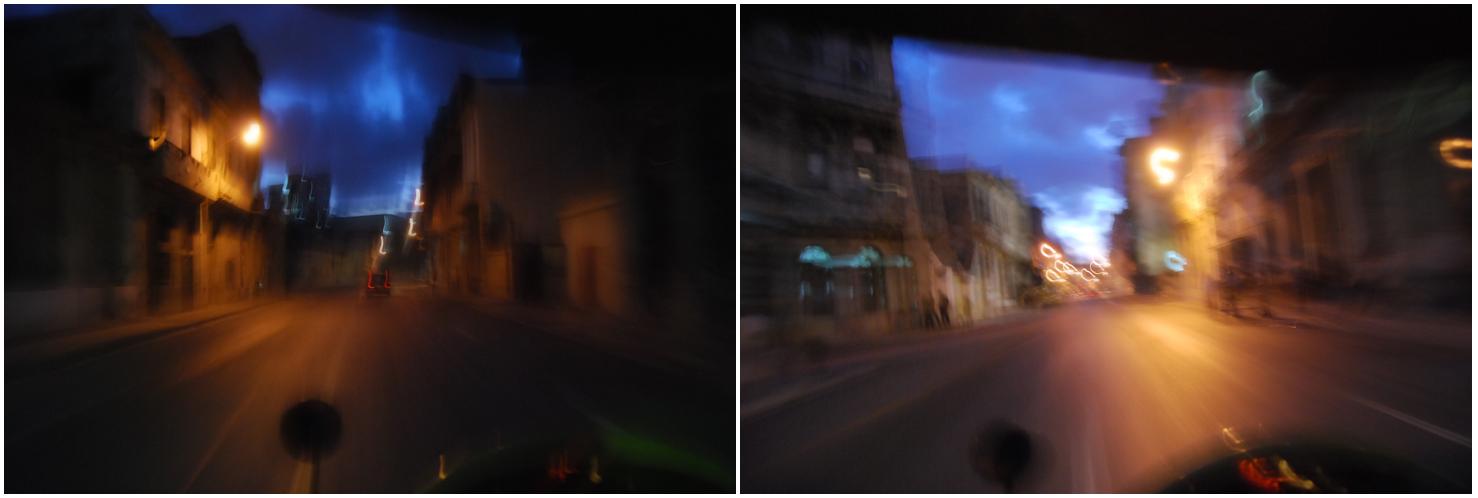 Auf den Straßen Havannas