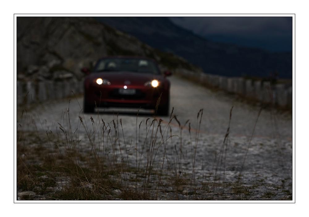 Auf der alten Strasse über den Gotthard (2)