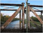 Auf der Braunauer Brücke