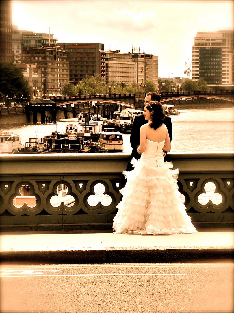 Auf der Brücke zu einem gemeinsamen Leben