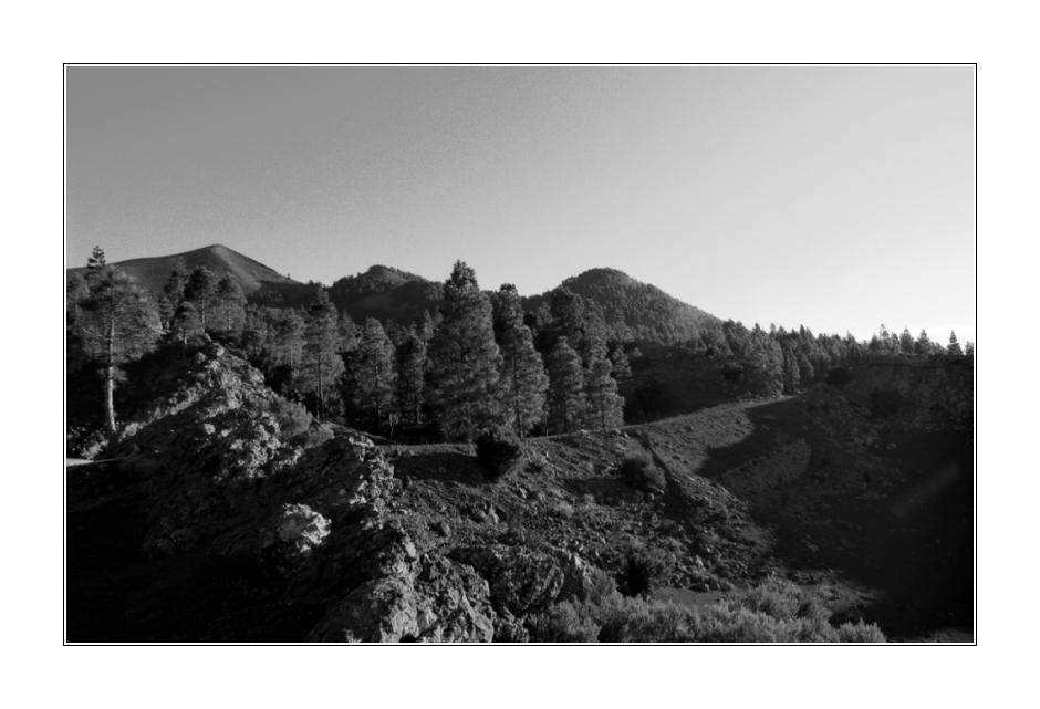 Auf der Cumbre bei El Pilar