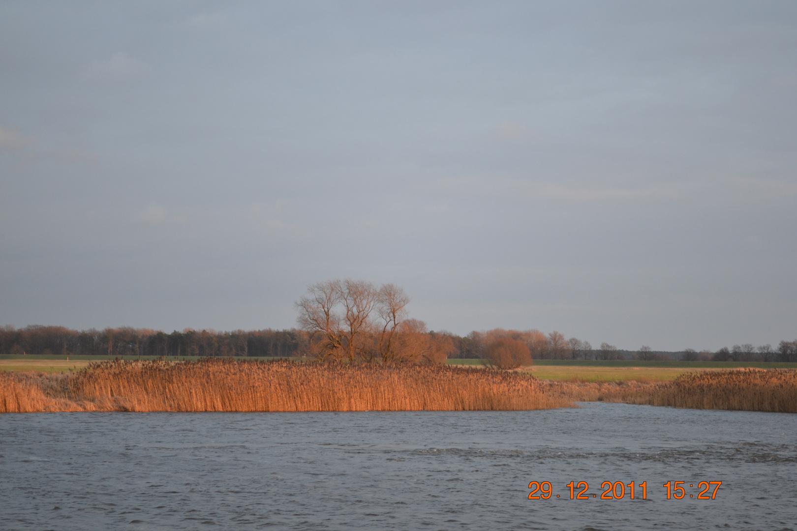 Auf der Elbe 2