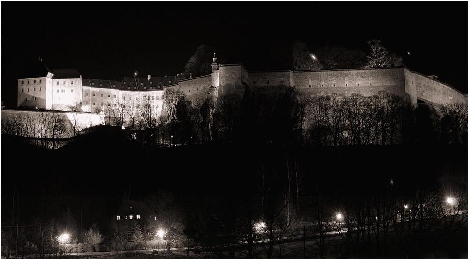 Auf der Festung Königstein, holla hi, holla ho....