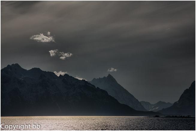 Auf der Hurtigrute