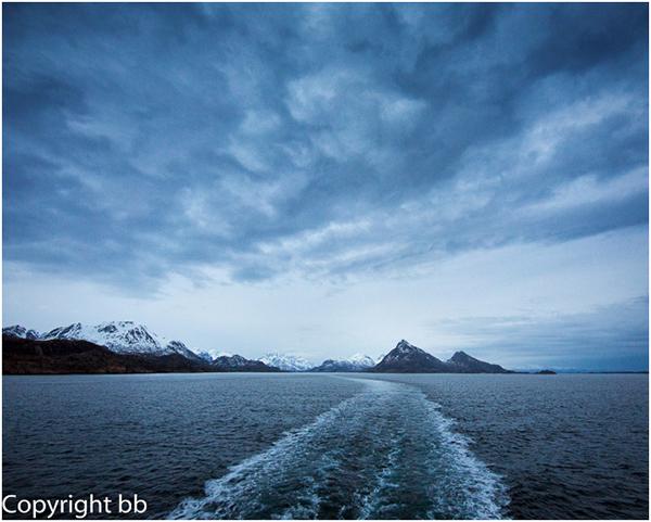 Auf der Hurtigrute 2