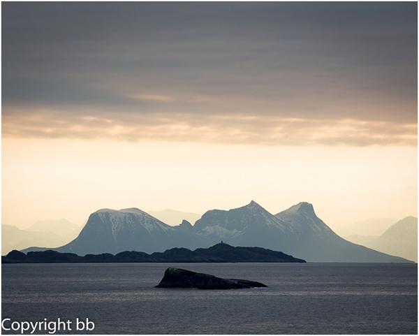 Auf der Hurtigrute 3