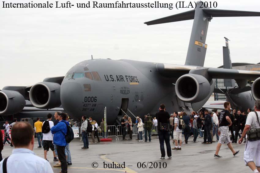 Auf der ILA Berlin 2010