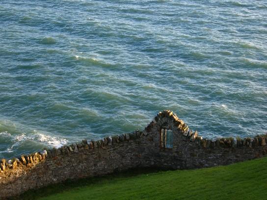 auf der Insel Howth nördlich von Dublin
