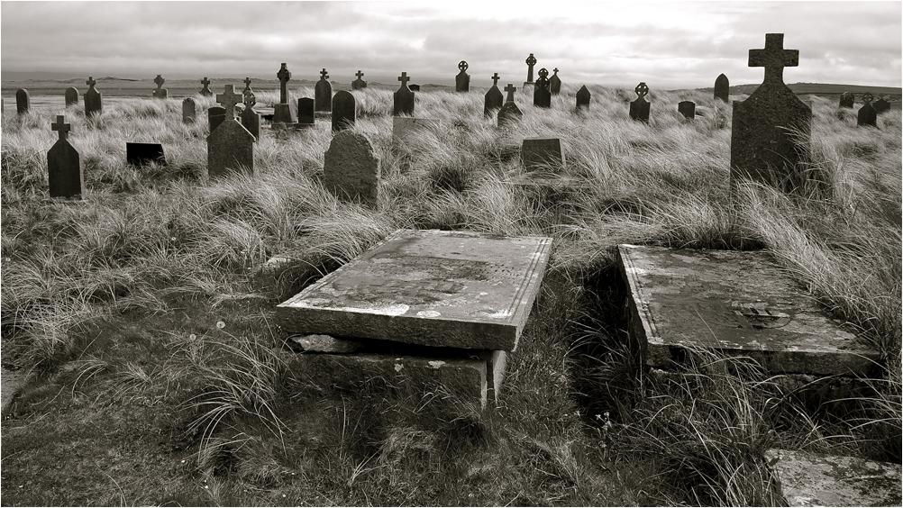 auf der Insel Inishmore