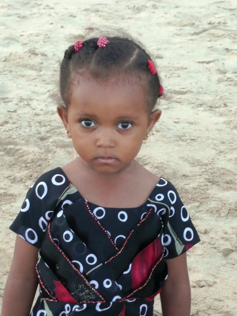 auf der Insel Lamu in Kenya