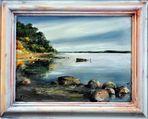Auf der Insel Usedom...Achterwasser...............