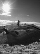 Auf der Schneekoppe
