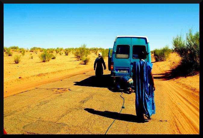 auf der Strasse der Hoffnung, Mauretania