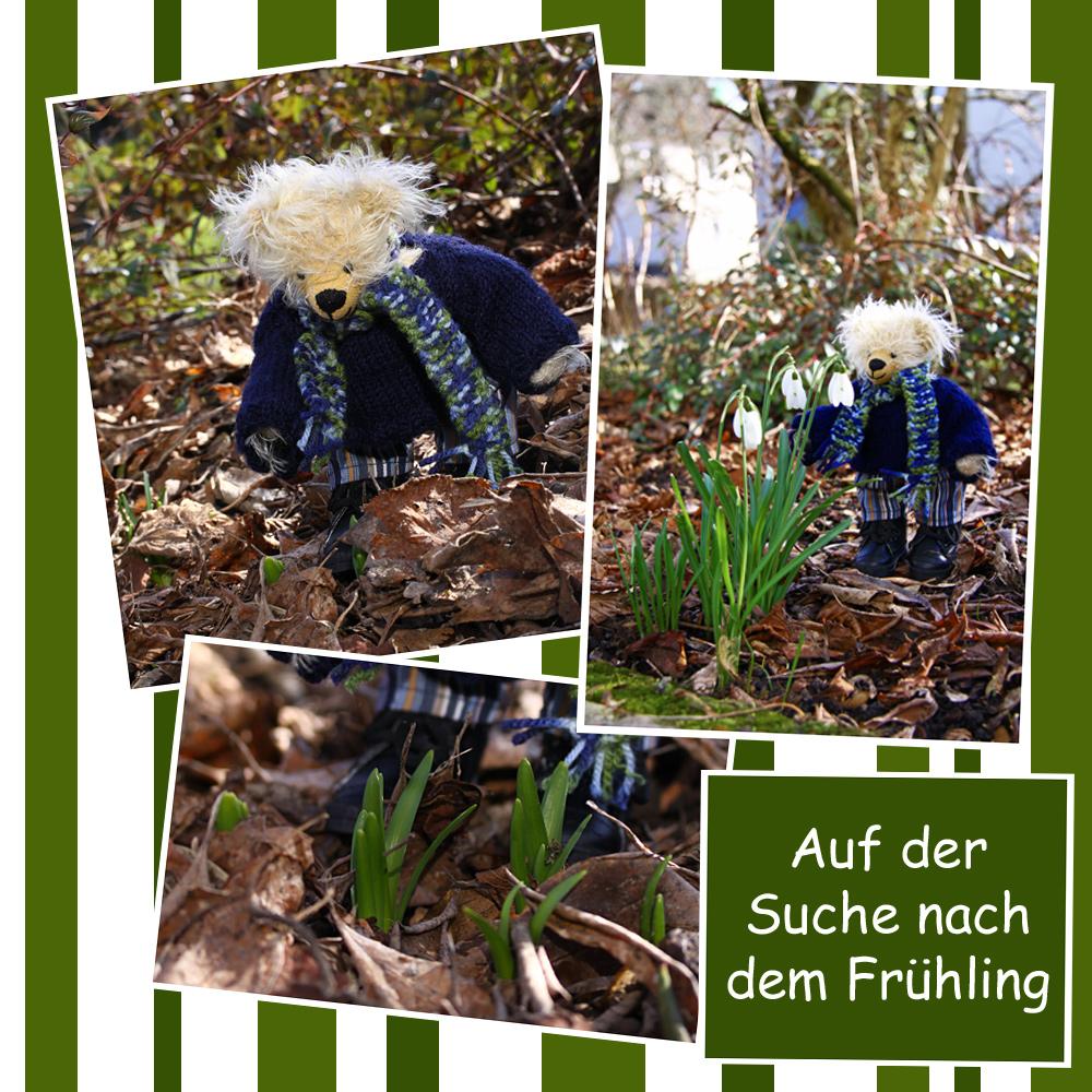 Auf der Suche nach dem Frühling