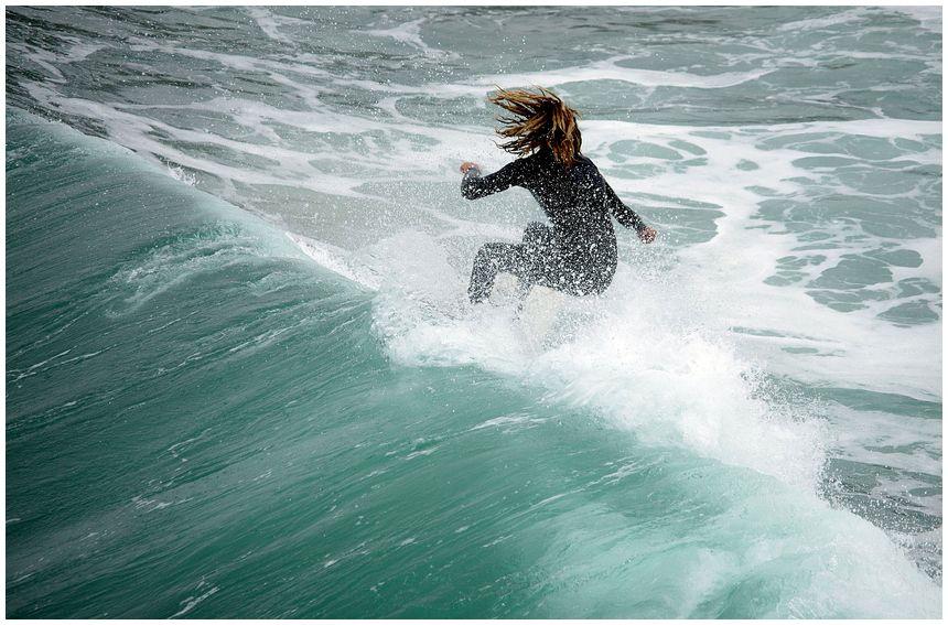 Auf der Welle (1)