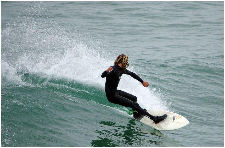 Auf der Welle (2)