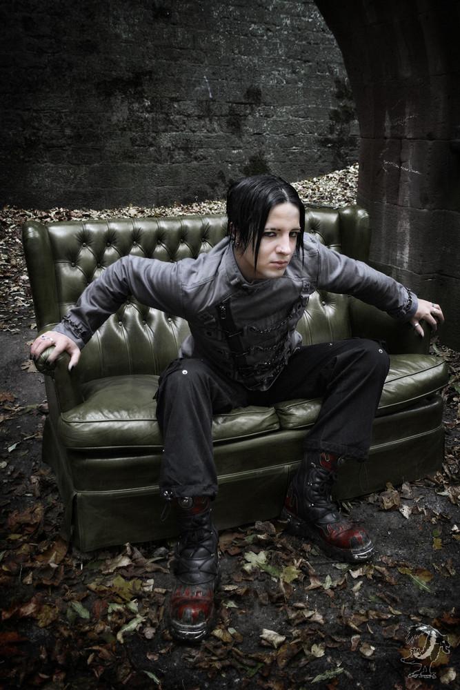 Auf des Skunk`s grüner Couch