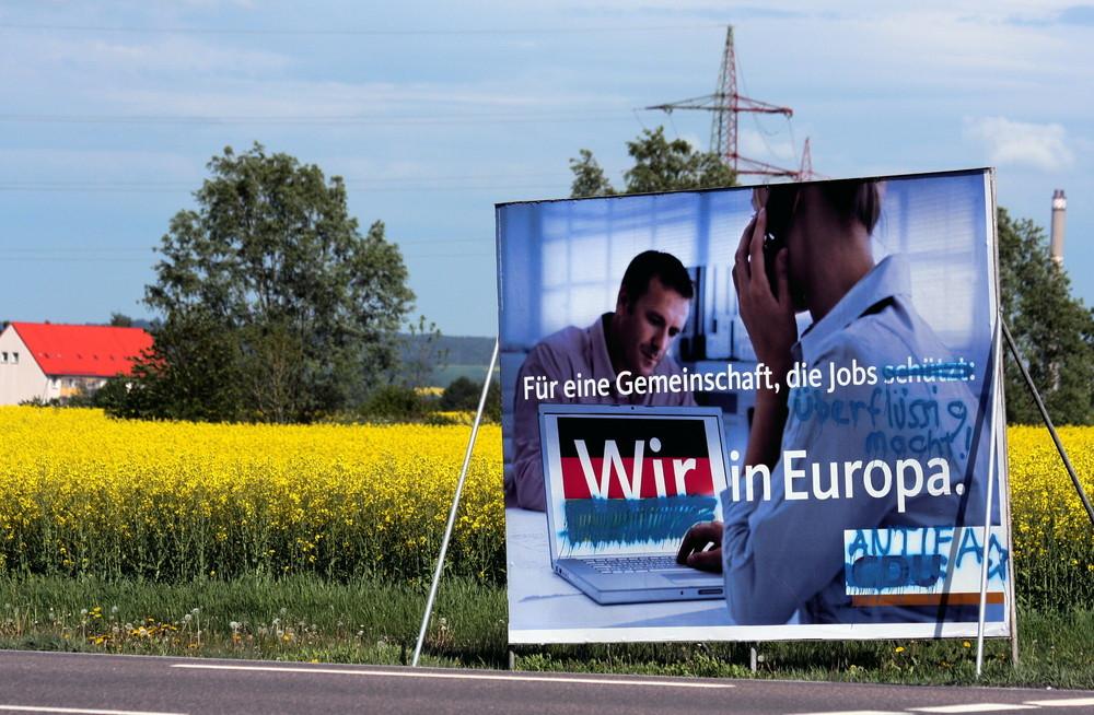 auf ein schönes wahljahr 2009....Deutschland