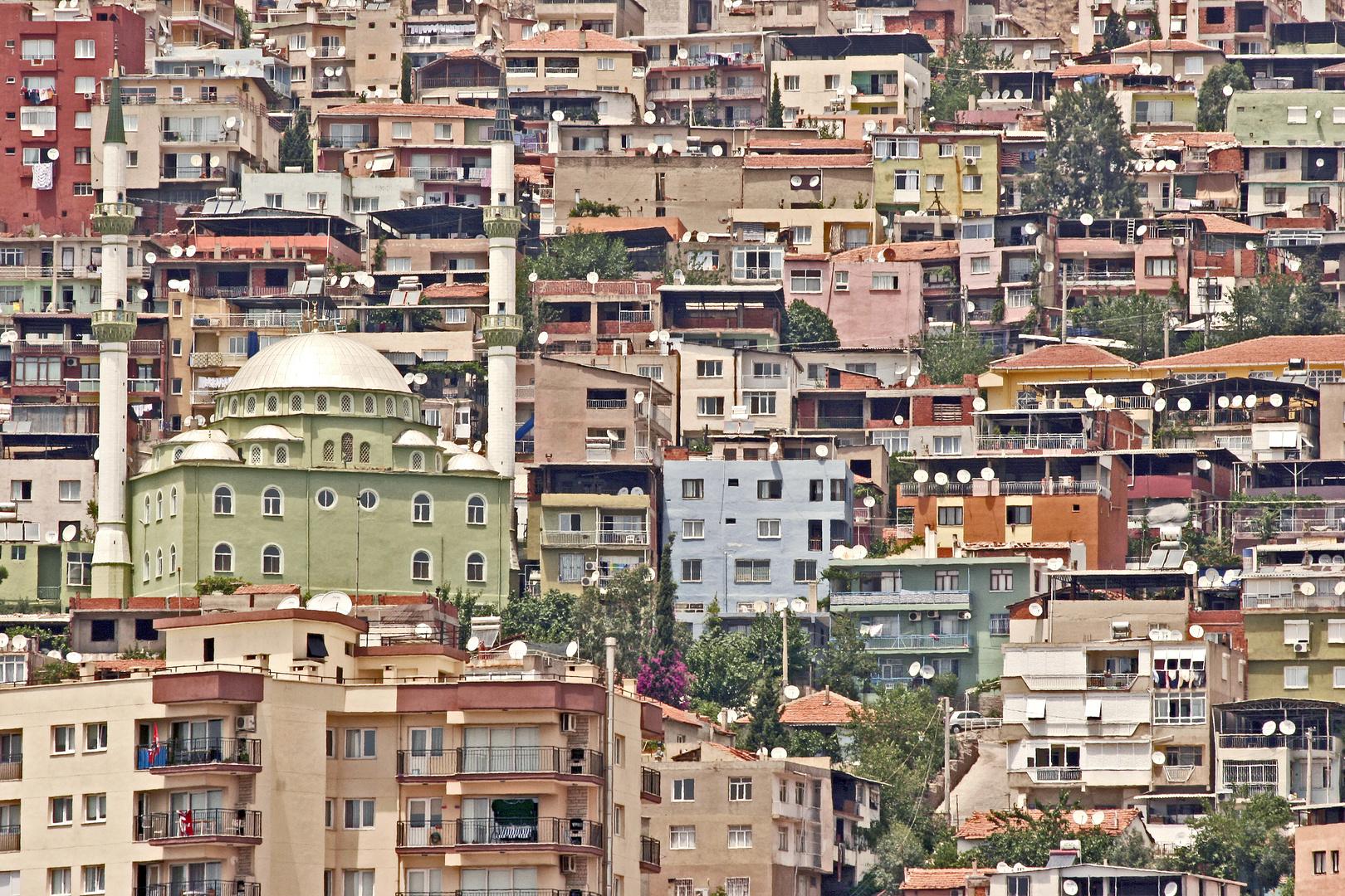 Auf Empfang in Izmir
