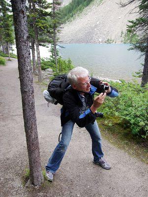 Auf Fotopirsch in Kanadas wildem Westen