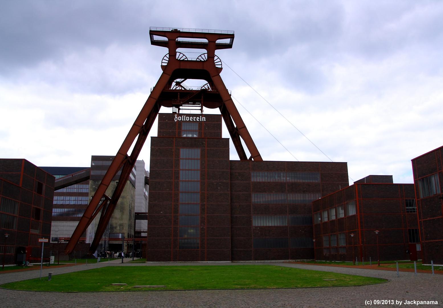 Auf Fototour Zeche Zollverein (6)