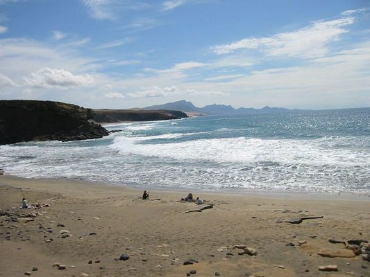 Auf Fuerteventura