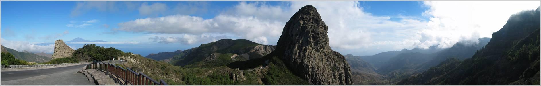 Auf Gomera - diesmal 1885 Pixel breit