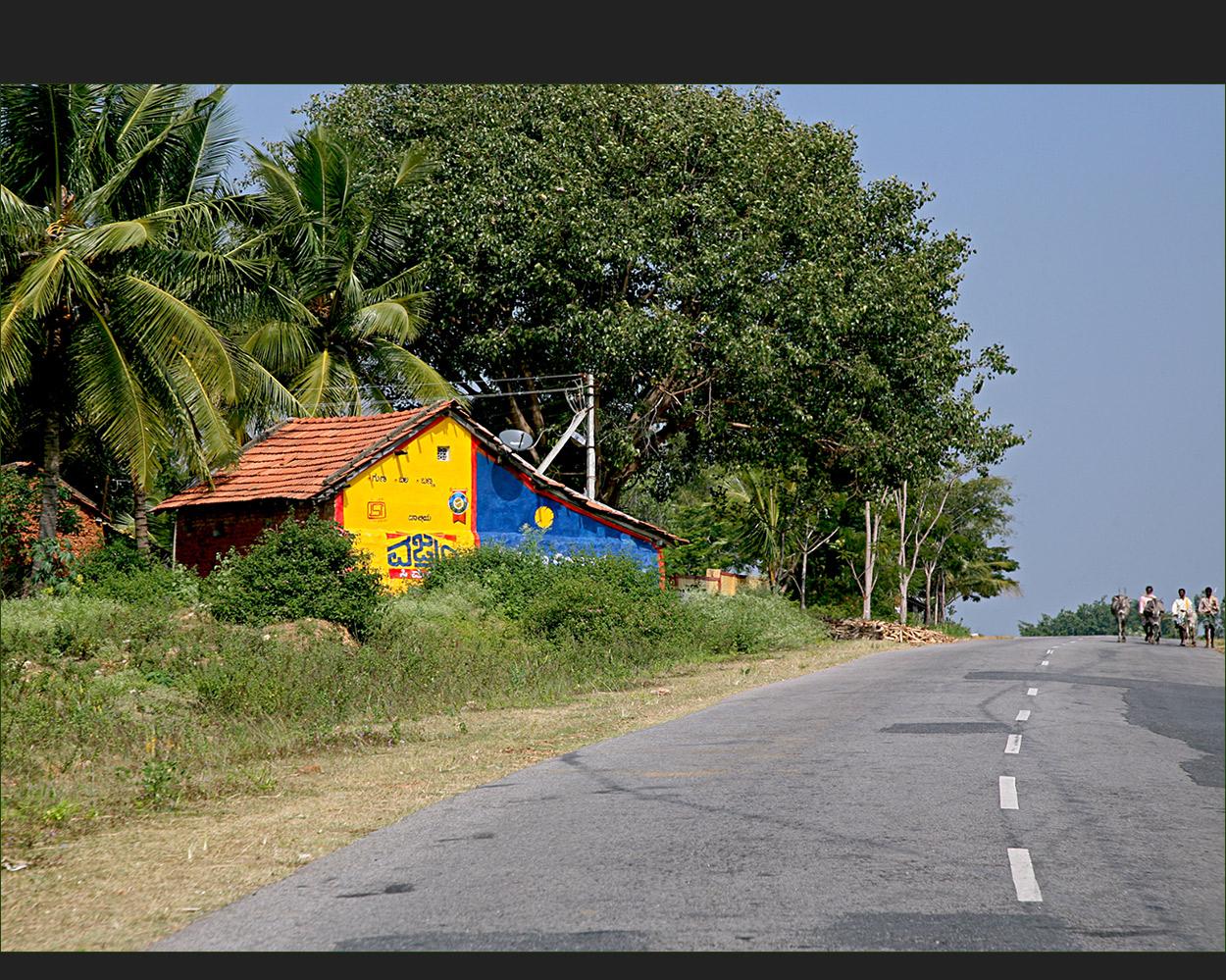 auf Indiens Straßen (5)