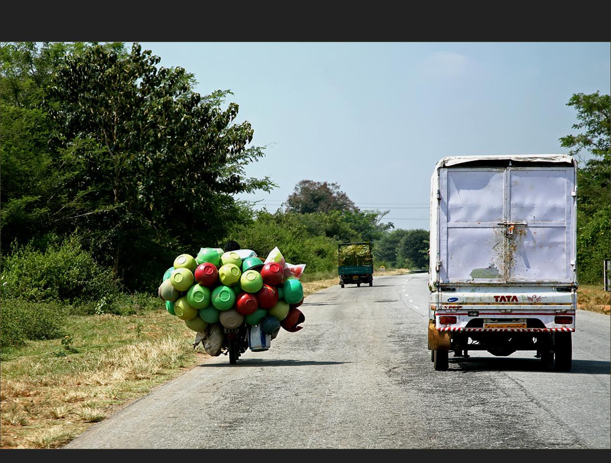 auf Indiens Straßen (7)