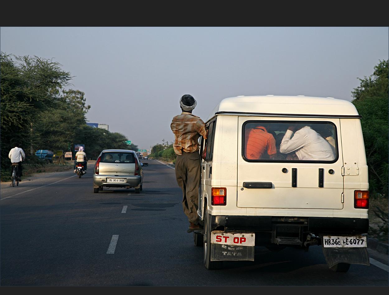 auf Indiens Straßen (9)
