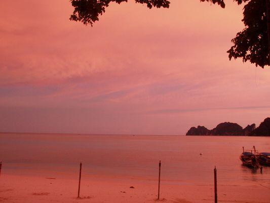 Auf Ko Phi Phi