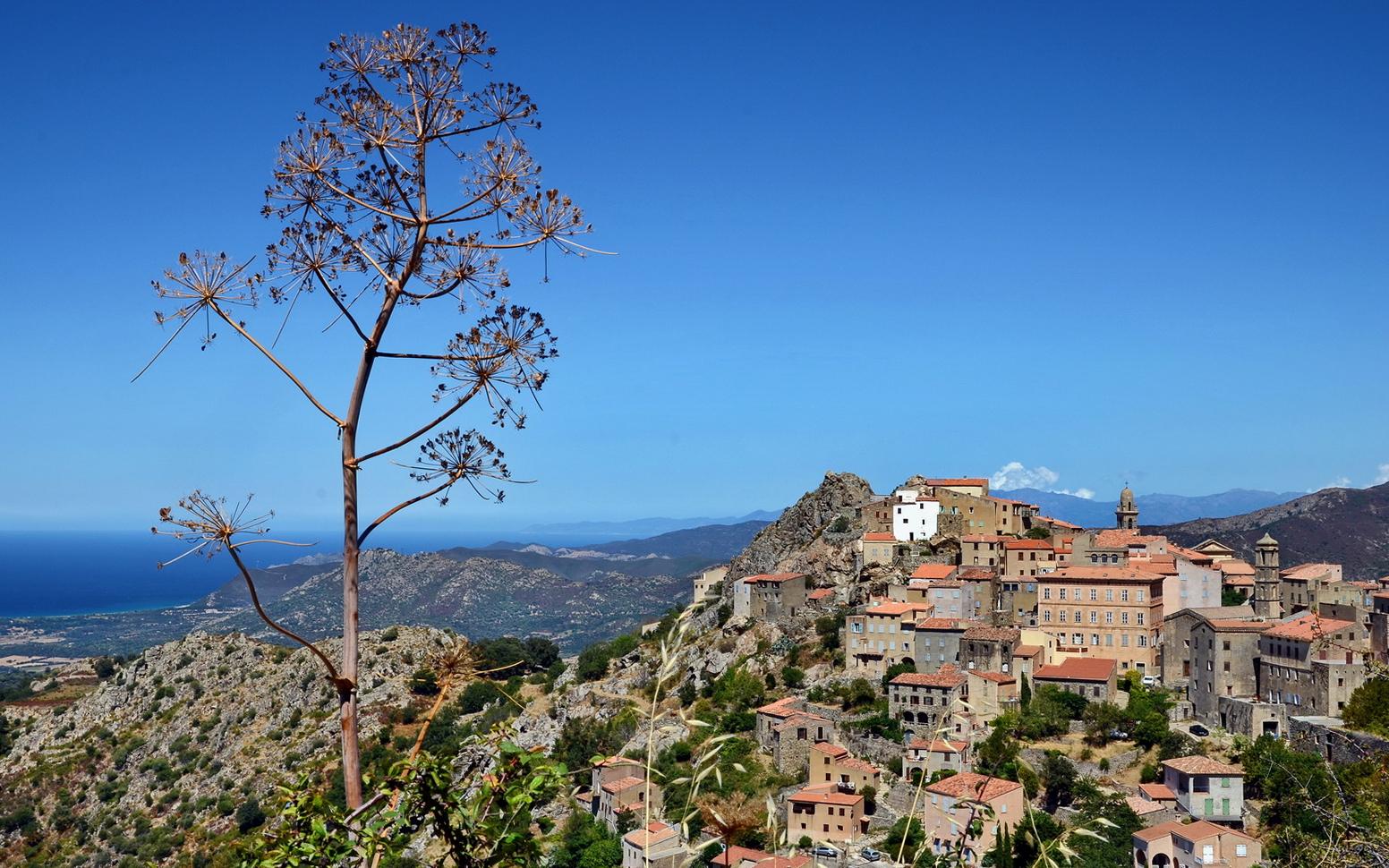 Auf Korsika