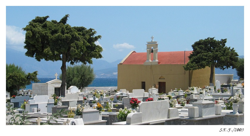 ...auf Kreta ...