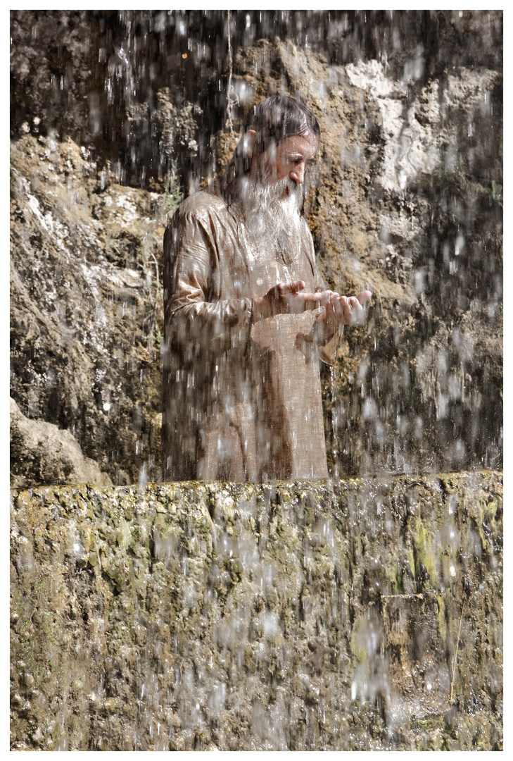 Auf Moses Pfaden