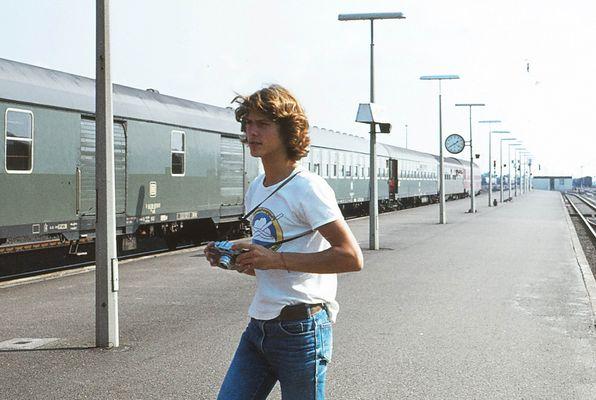 Auf Motivsuche im Jahr 1979