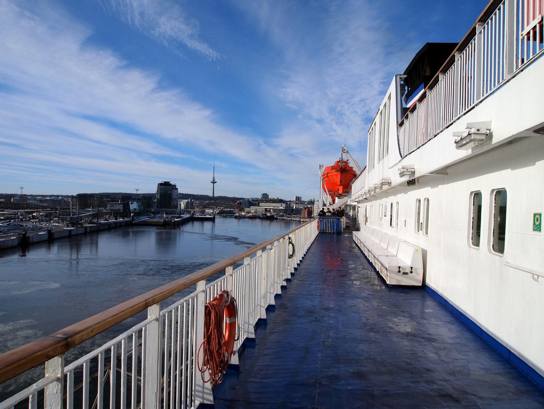 Auf nach Kiel