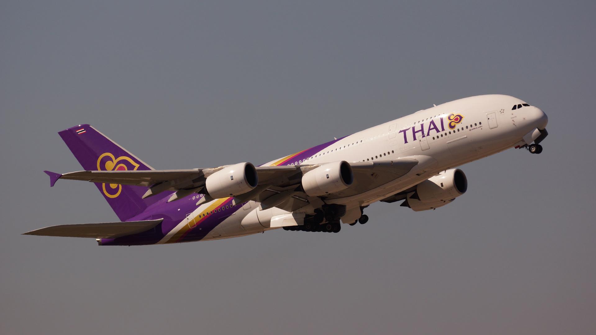 Auf nach Thailand