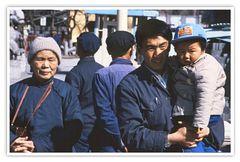 Auf Pekings Strassen