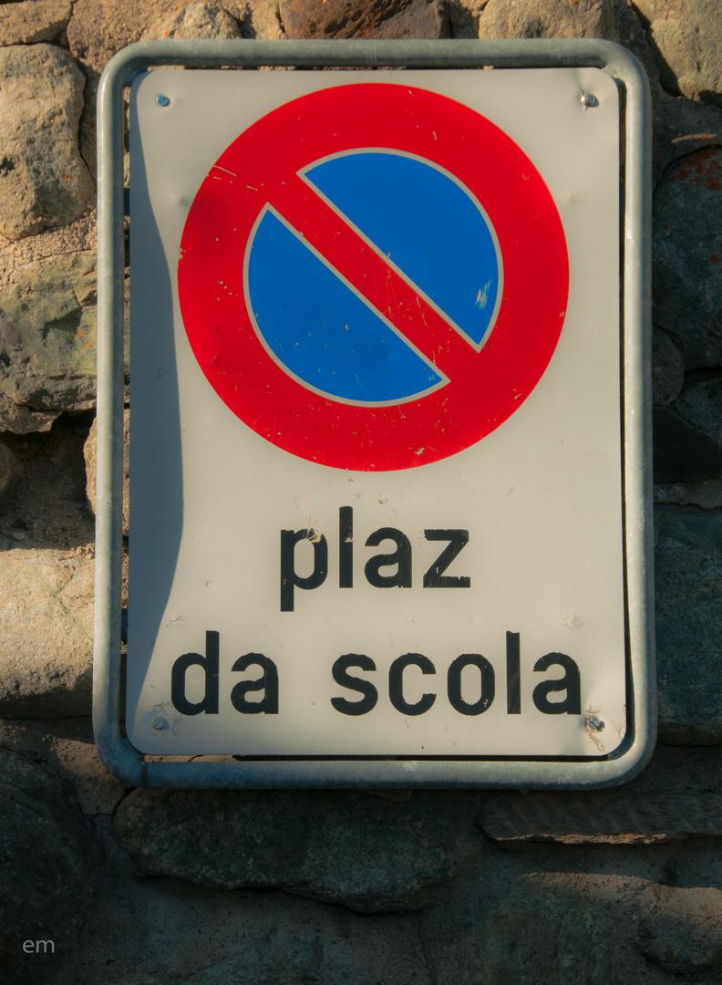 ...auf romanische Sprache....