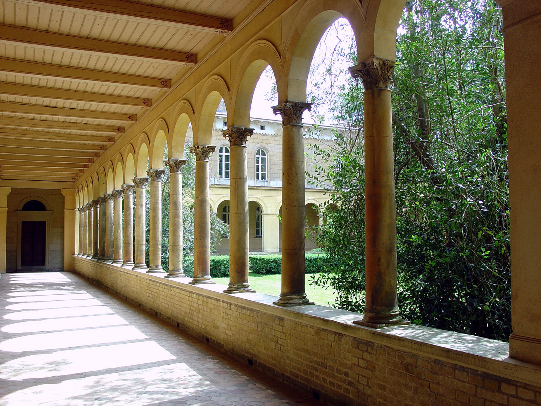 Auf Sanssouci